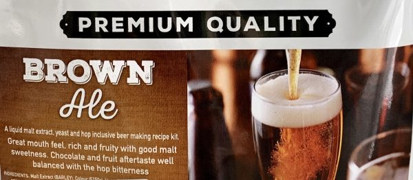 Crafted Brown Ale