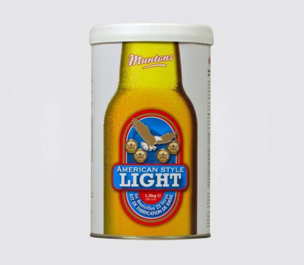 Muntons American Style Light