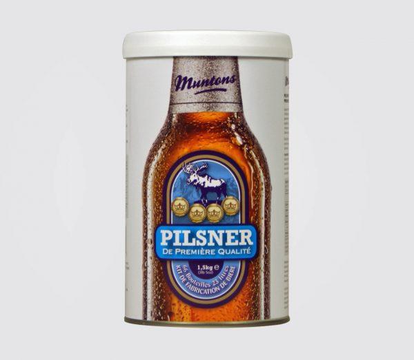 Muntons premium pilsner
