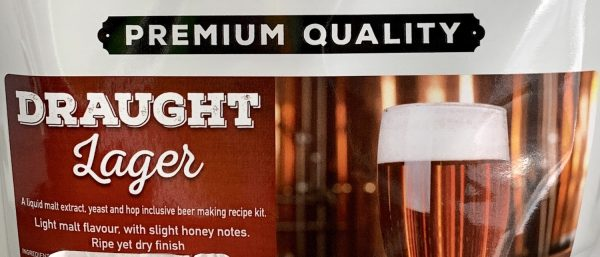 crafted draugh lager